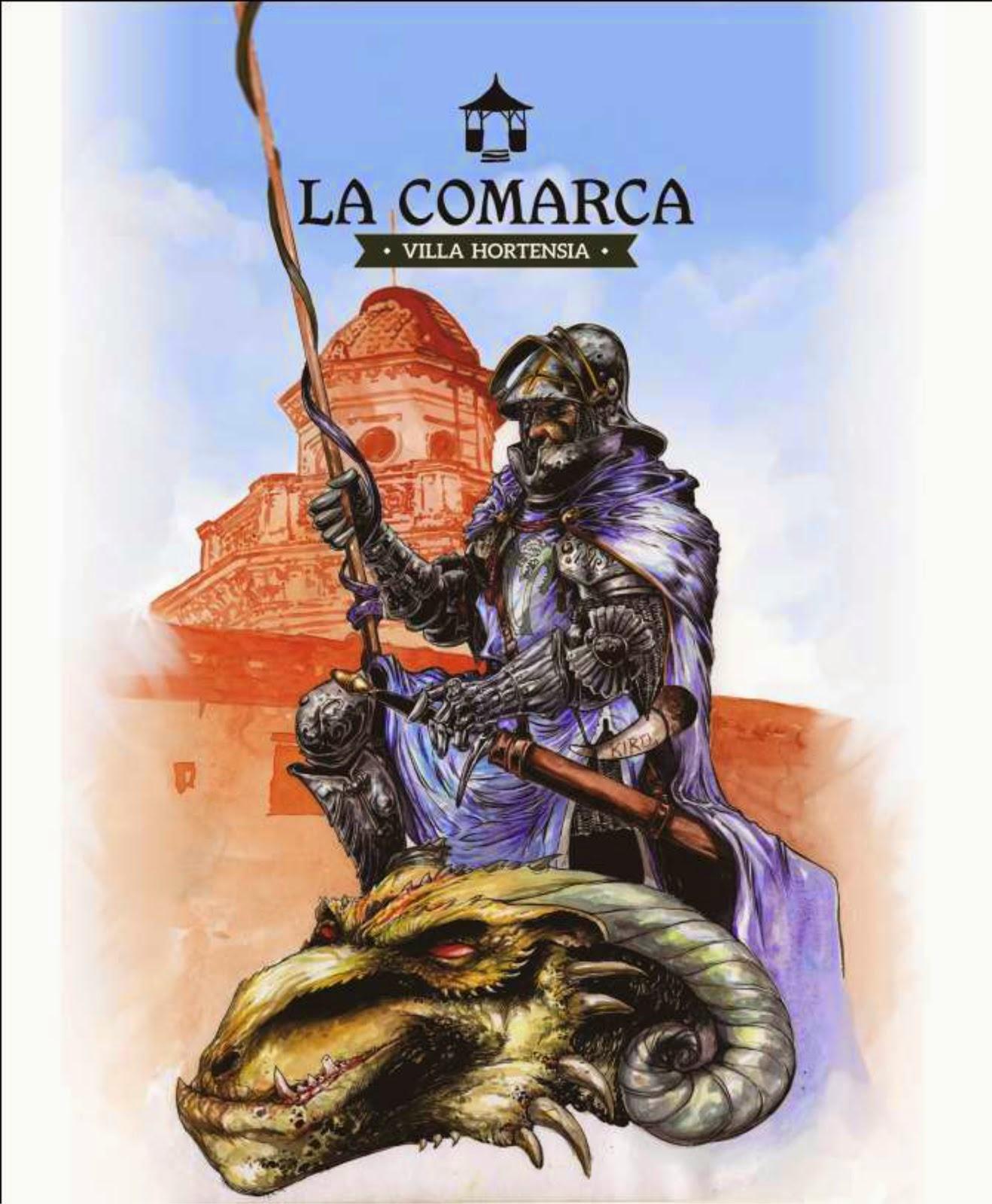 La Comarca I