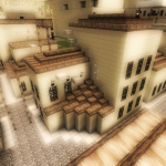 Minecraft New 1.7.10/1.7.9/1.7.2 Assassin's Creep Map Parkour