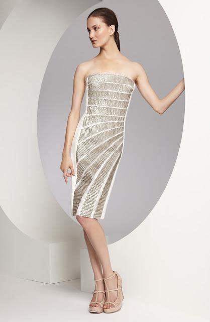 escada parlak taşlı, straplez abiye modeli gece elbisesi