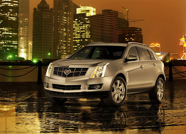Cadillac SRX | キャデラック・SRX(2010-)