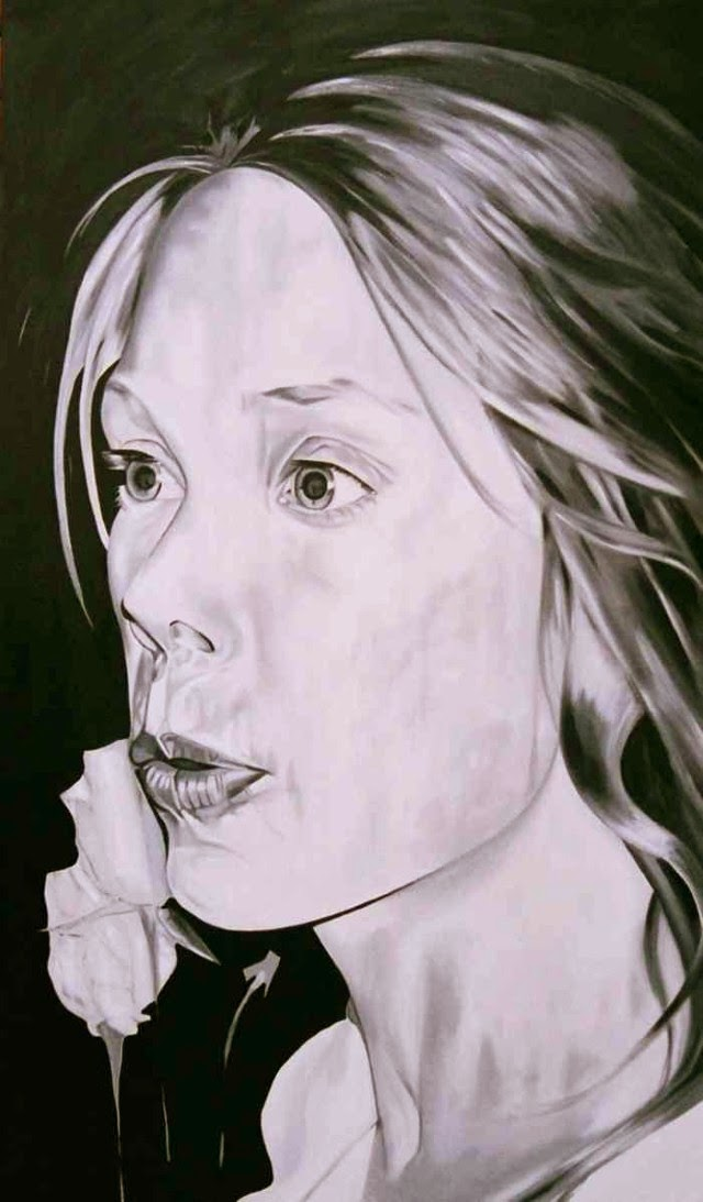 Британская художница. Stephanie Jory