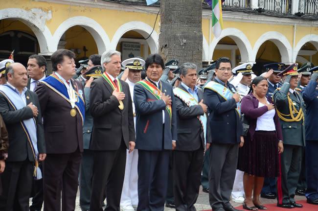 Cochabamba: 42 funcionarios judiciales enfrentan procesos