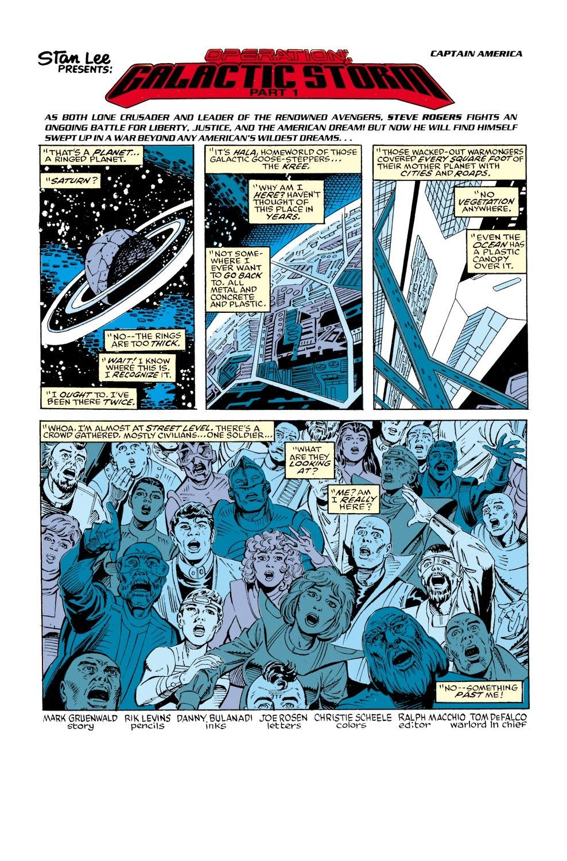 Captain America (1968) Issue #398 #331 - English 2