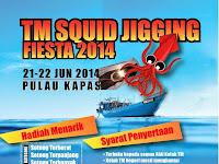 Jom Candat Sotong di TM Squid Jigging Fiesta 2014