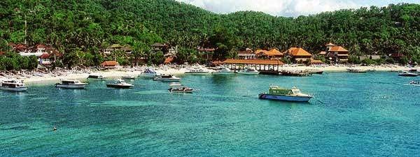 Pantai Padang Bai Bali
