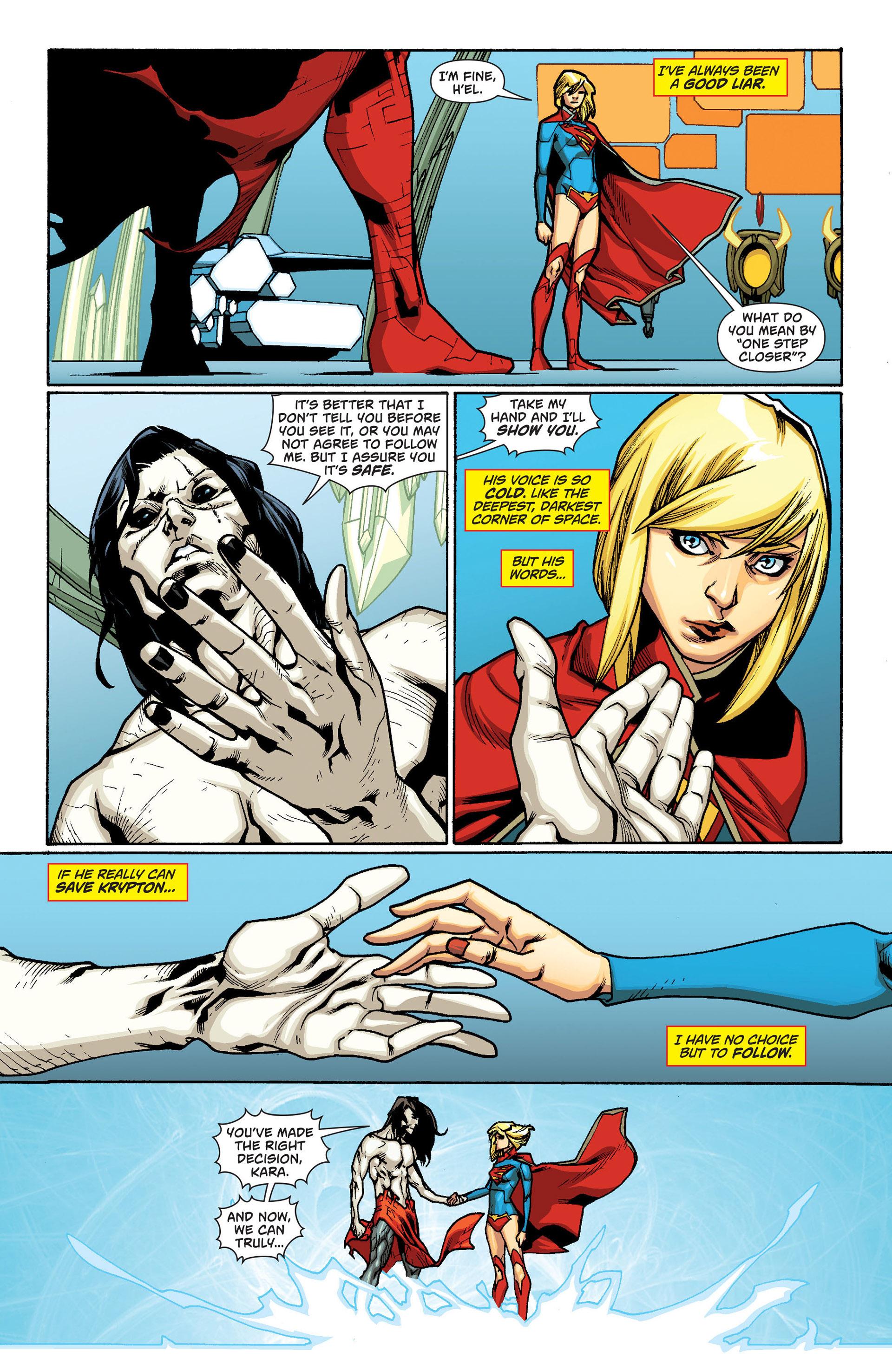 Supergirl (2011) Issue #15 #17 - English 6