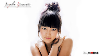NMB48 Yamamoto Sayaka 山本彩 Wallpaper HD 4