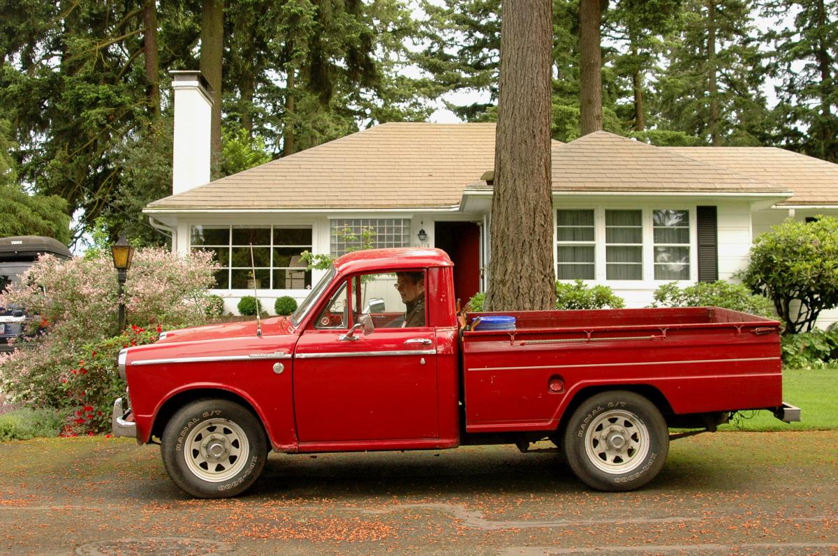 1964 Datsun 1200 Pickup | F62 | Kissimmee 2010