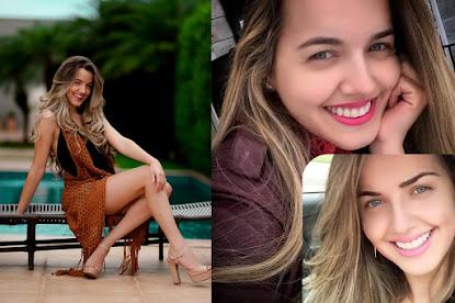Com 23 anos a Farmacêutica Magistrada e Clínica, Karliane Barbosa consagrou-se Miss Mundo Rondônia