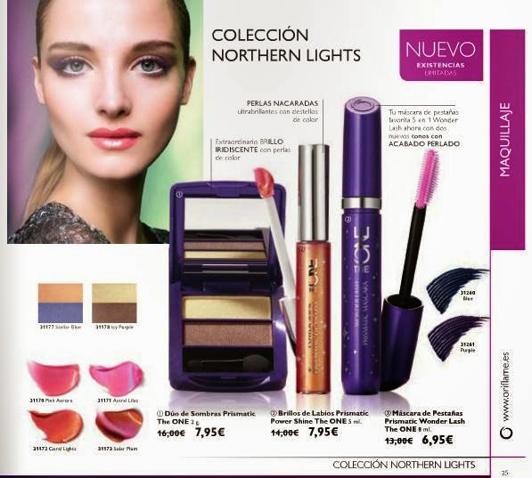 Coleccion Northern Lights C- 1 2015