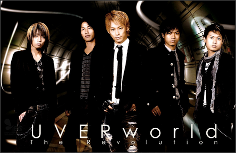 Band jepang terbaik UVERworld