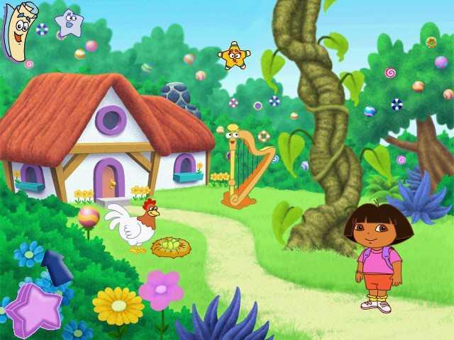Dora The Explorer Wallpaper