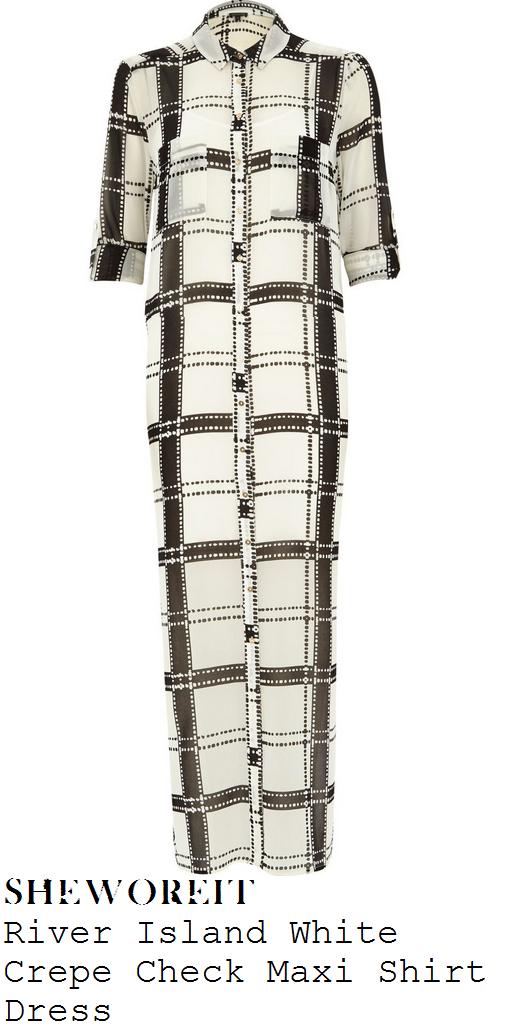 frankie-bridge-black-white-grid-sheer-maxi-jacket-lorraine