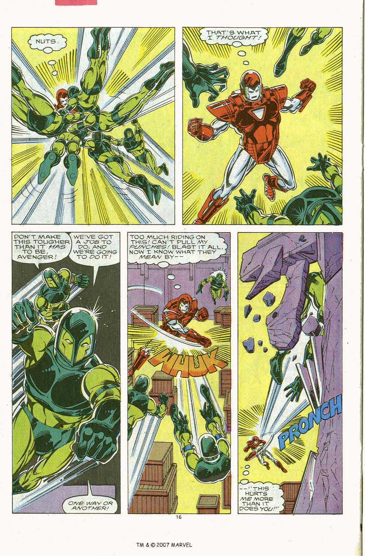 Captain America (1968) Issue #339b #269 - English 24