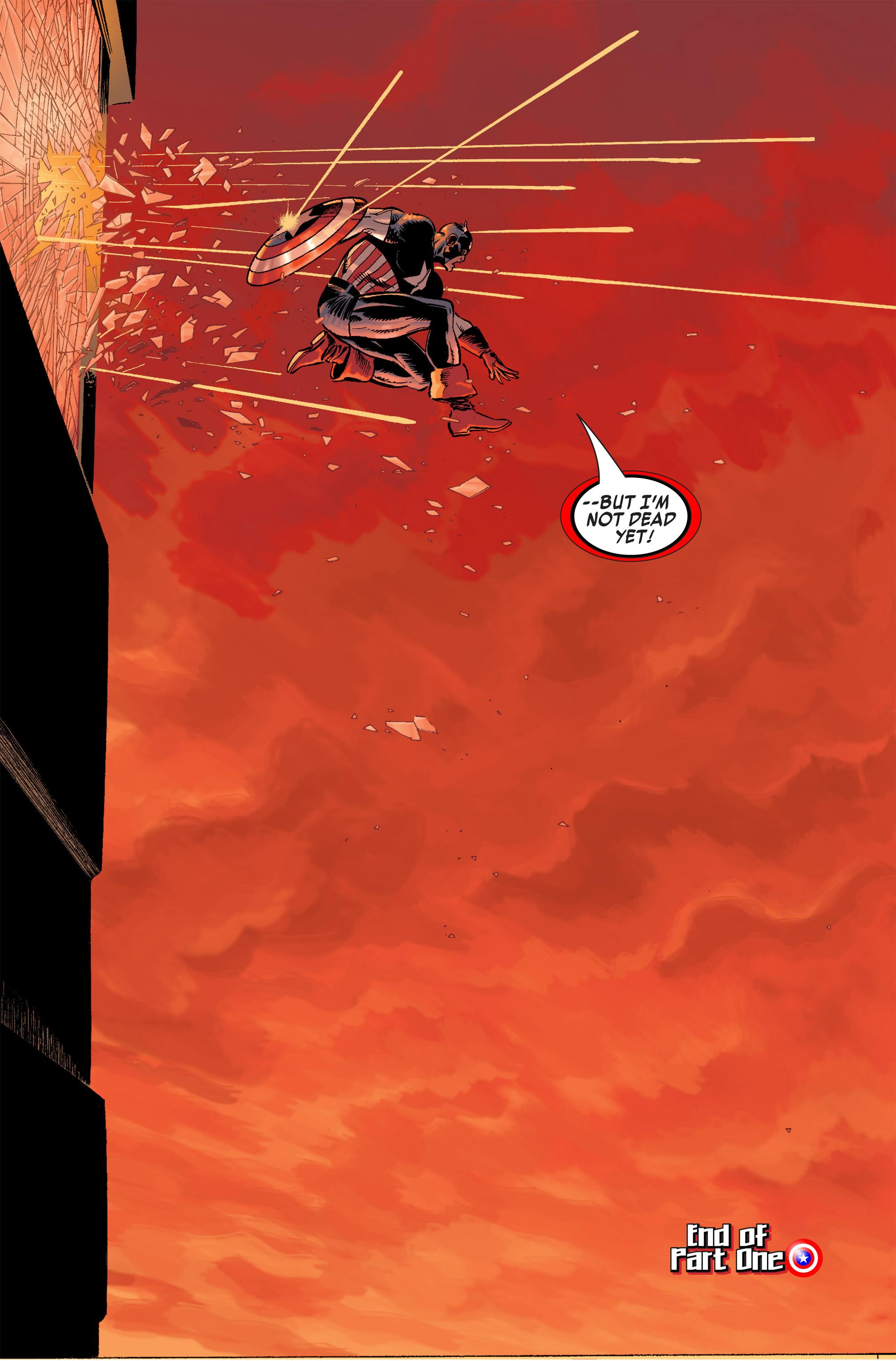 Captain America (2002) Issue #17 #18 - English 24