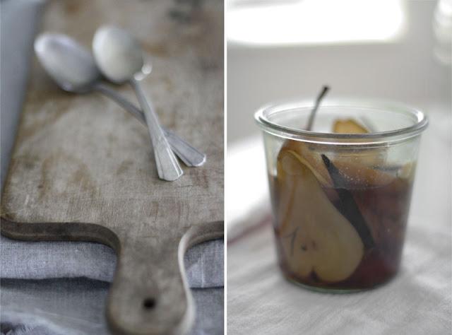 food, blog fig & fauna, peer, licht