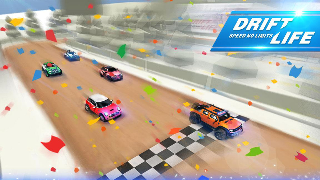 Drift Life: Speed No Limits Gameplay IOS/ Android