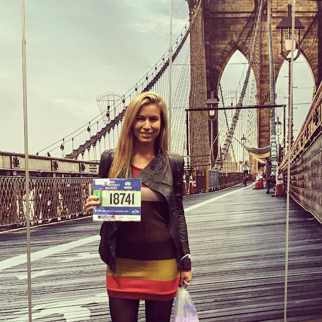 Maratón New York 2015