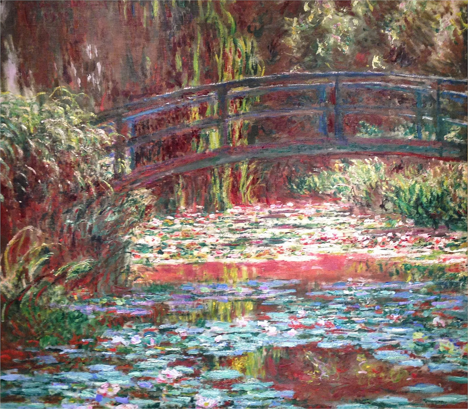 One Of Monet S Painted Sketches