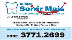 Clínica Sorrir Mais - Ortodondista Dr. Edézio Ferreira