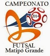 CAMPEONATO DE FUTSAL 2014