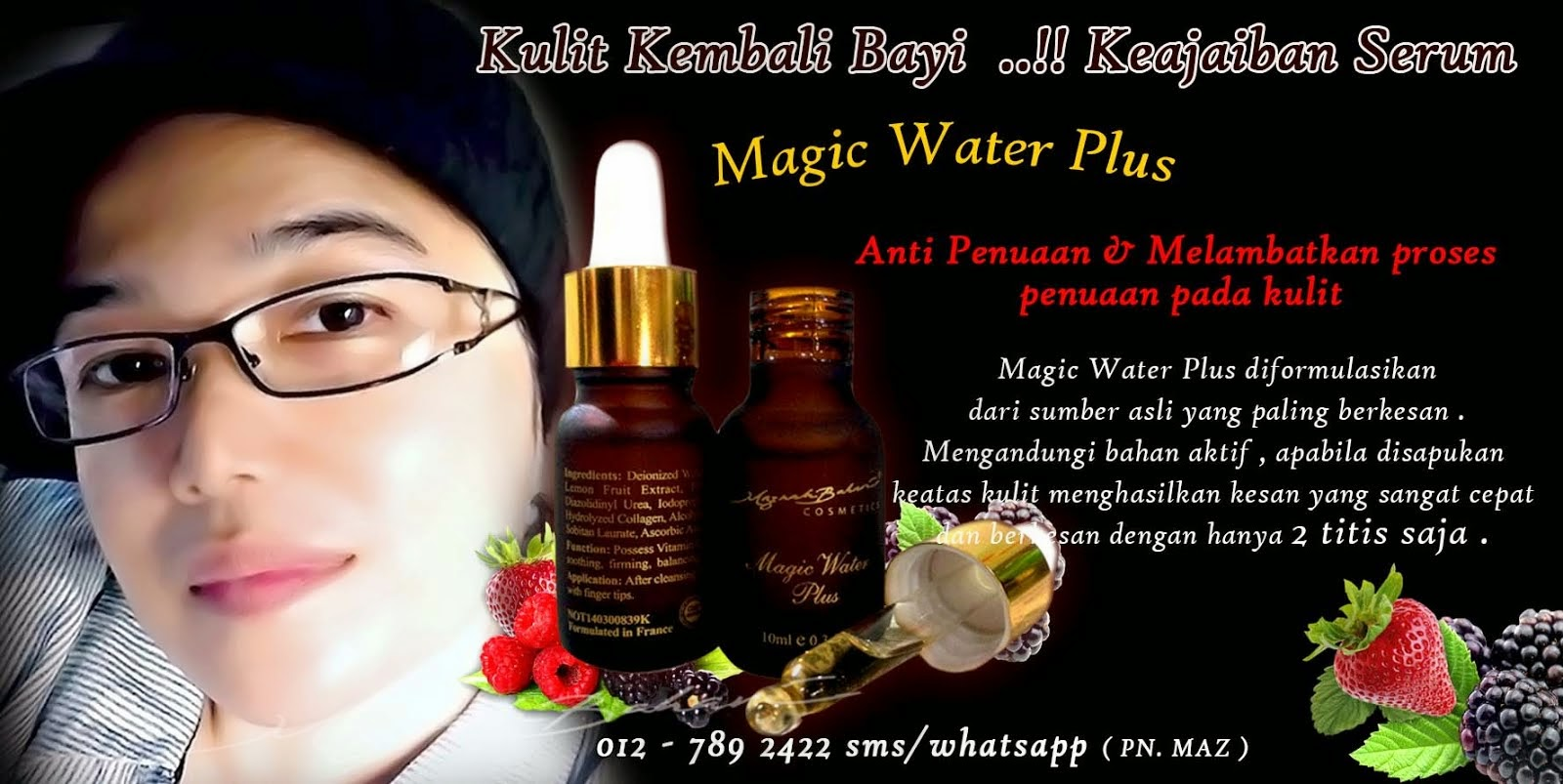magic water plus