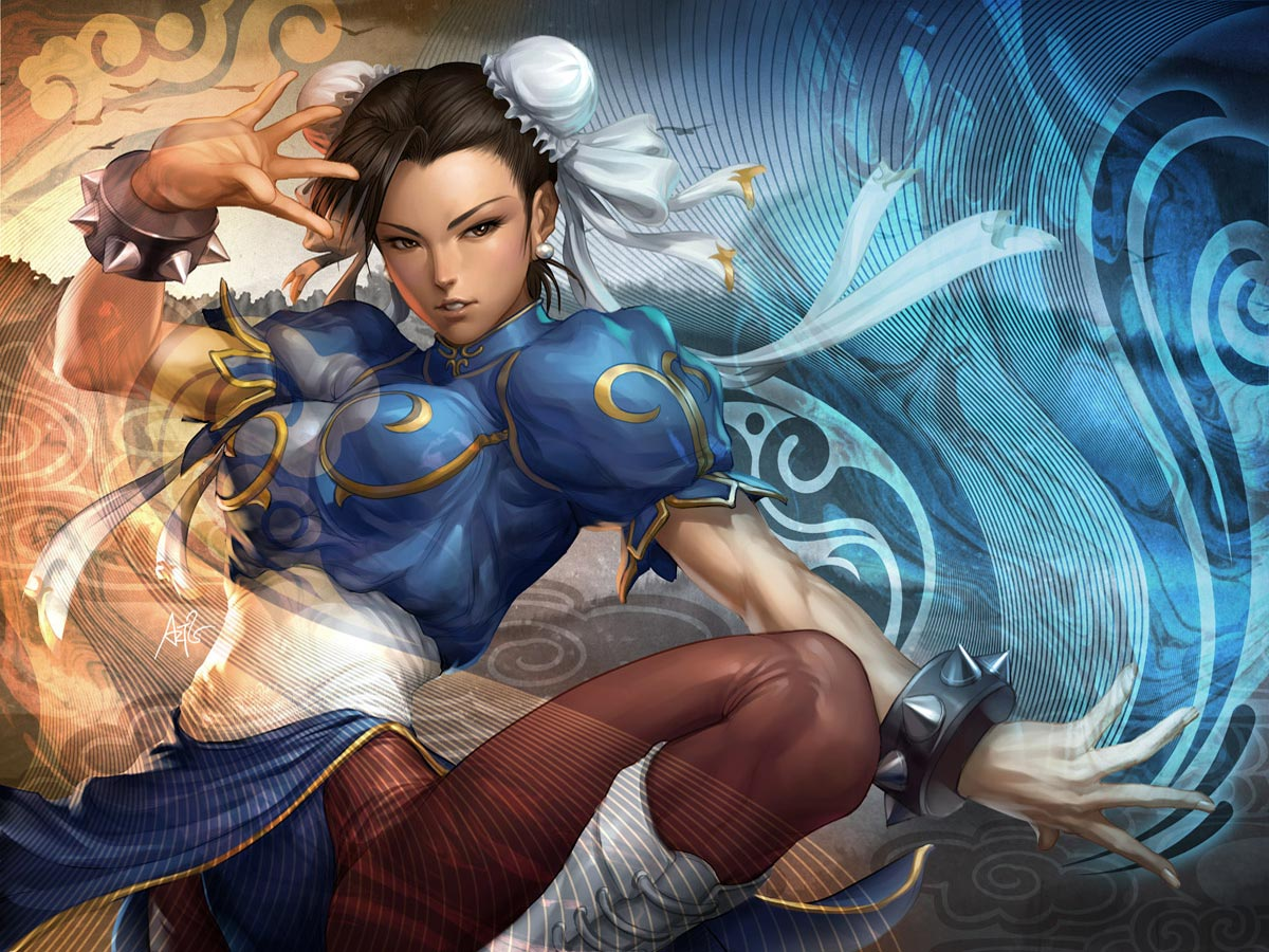 street fighter chun li wallpapers - Chun Li Wallpapers Chun Li Backgrounds Chun Li Images