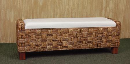 La web de la decoracion y el mueble en la red bancos y - Baul asiento dormitorio ...