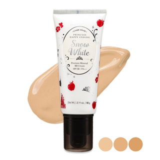 Etude House Snow White Precious Mineral BB cream
