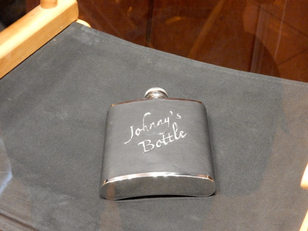 Entourage Johnny's Bottle flask prop