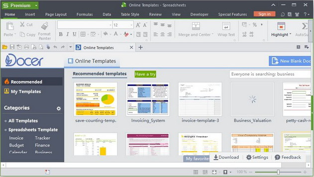 WPS Office 2016 Premium 10.1.0.5490