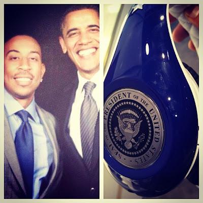 Ludacris Barack Obama