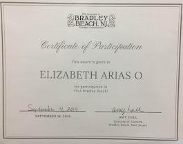 Bradley Beach - Art Festival Sept. 14, 2019
