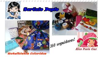 Retalhinhos Coloridos - Alice Ponto Cruz