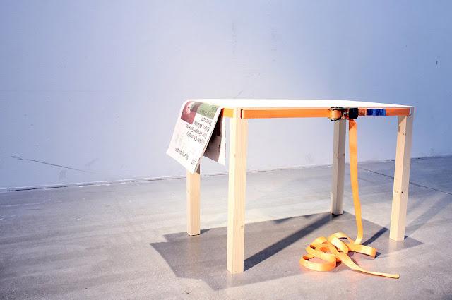 belTable, Simplicuty Table by Marcin Pogorzelski