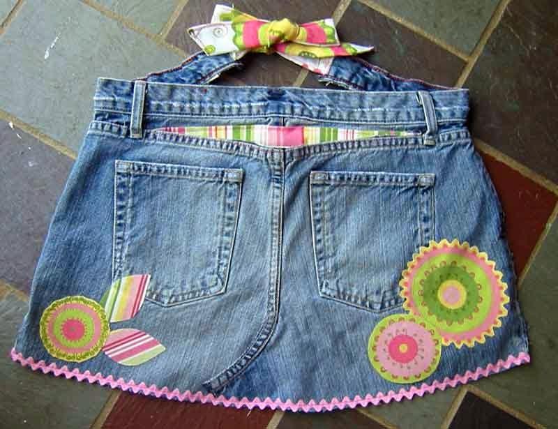 Что можно сшить из старых джинс фото 655