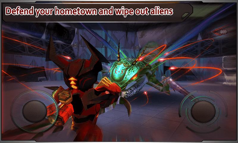 Star Warfare Alien Invasion Apk Data Mod