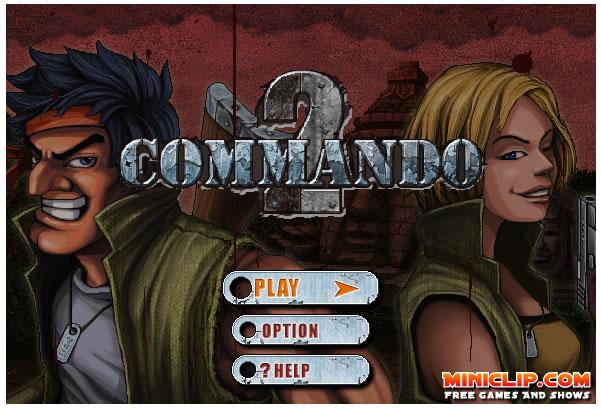 Game : Commando 2