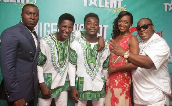 nigeria's got talents season 2 winner