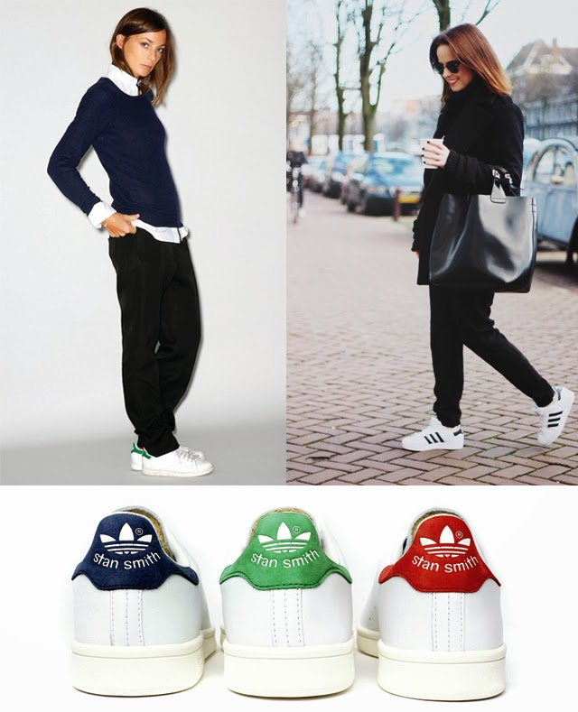 stan smith 2014 trend outfit inspiration