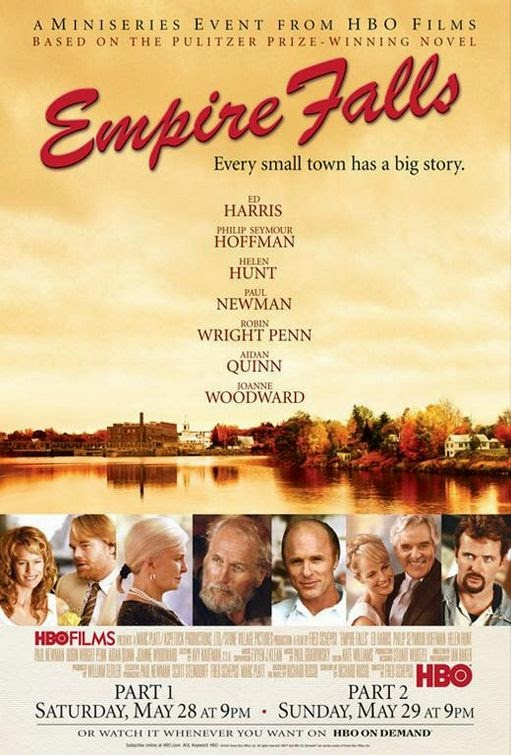 Empire, Falls, Fred, Schepisi