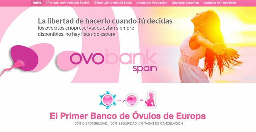 first european egg bank ovobank spain - web designed by disenoideas marbella.