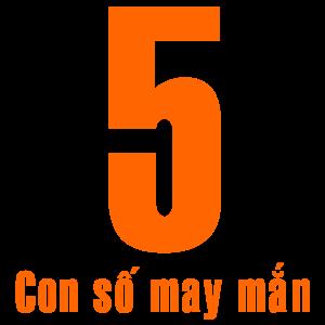 Ý nghĩa Số 5 - Con số may mắn của bạn