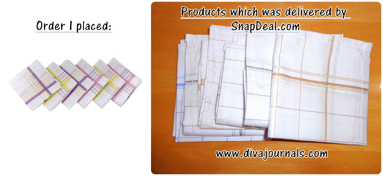 Why one shouldn't shop on Snapdeal.com ?