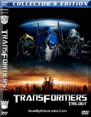 transformers%2Btrilogy Trilogia   Transformers Dublado H264 + AVI Dual Audio DVDRip