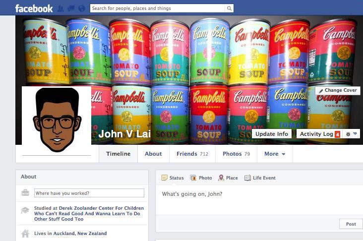 Nuevo Perfil de Facebook