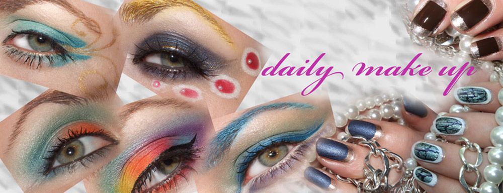daily make up
