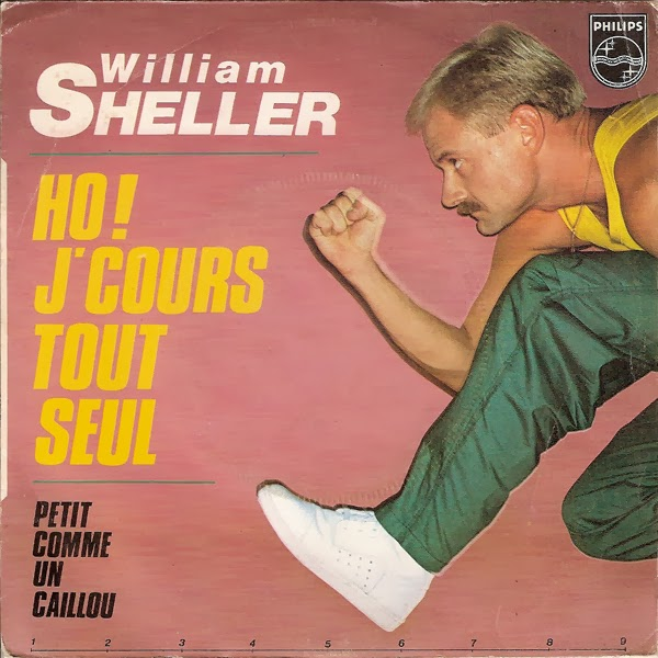 William Sheller - Oh! J'Cours Tout Seul (Jupiter Cover)