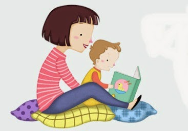 Acercando los bebes a los libros