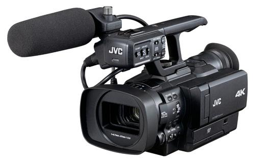 Cámara JVC GY-HMQ10 4K